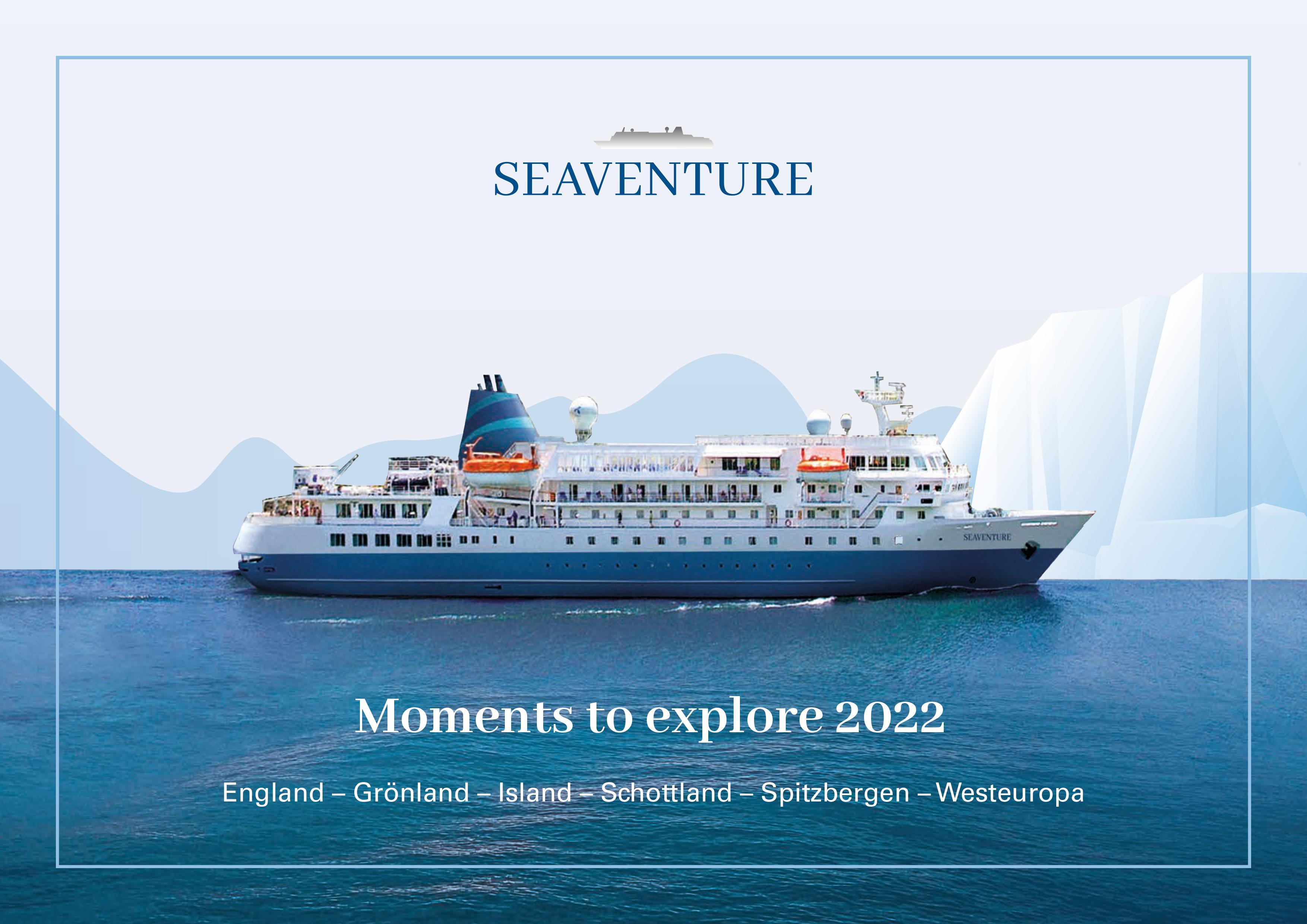 SEAVENTURE 2022 COVER